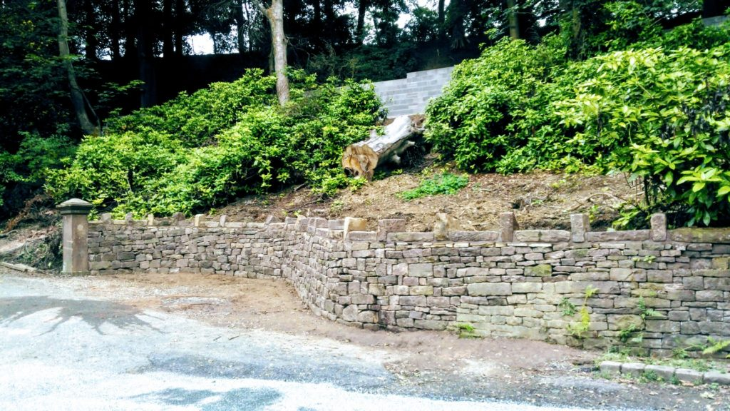 a curved wall near Preston that i did in summer 2018.
